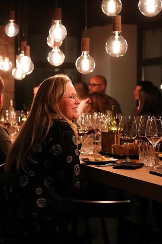 Degustation Wein