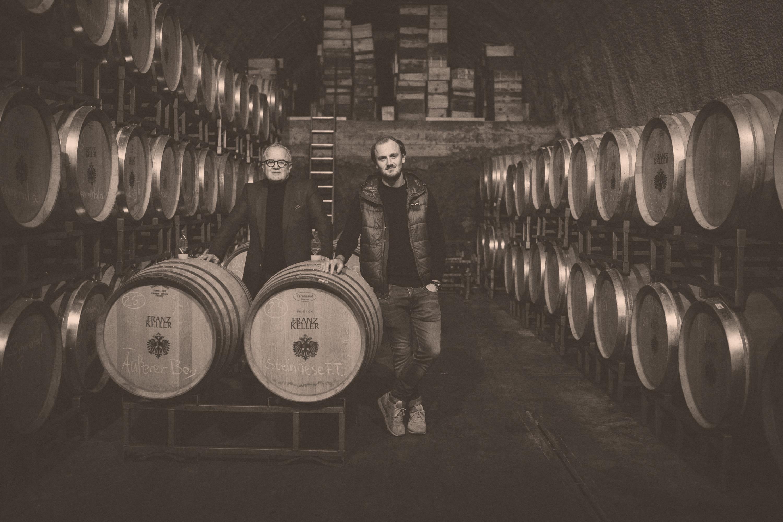 Barrique Keller vom Weingut Franz Keller Schwarzer Adler