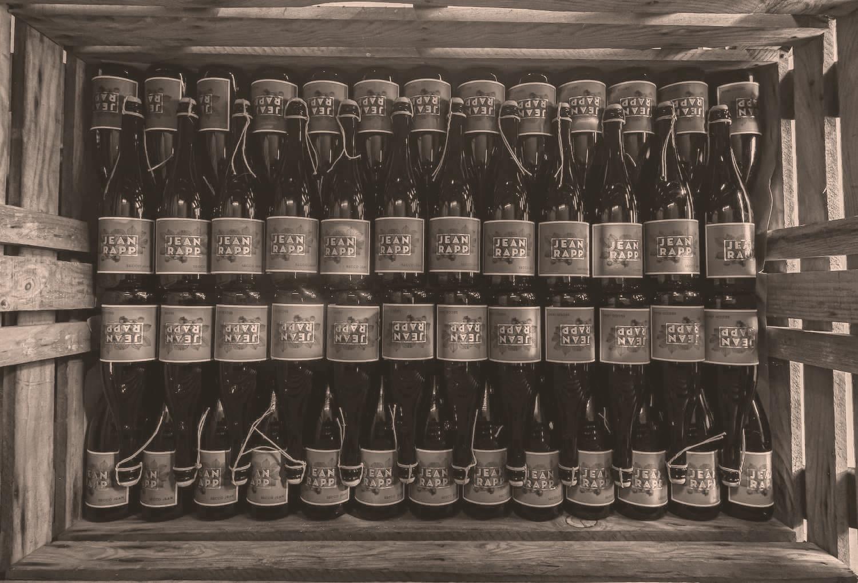 Weinflaschen Weingut Jean Rapp I Pfalz