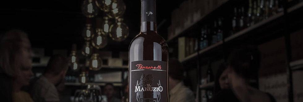 Der Il Manuzio ist ein Supertoskaner und einer der Spitzenweine von Panzanello.
