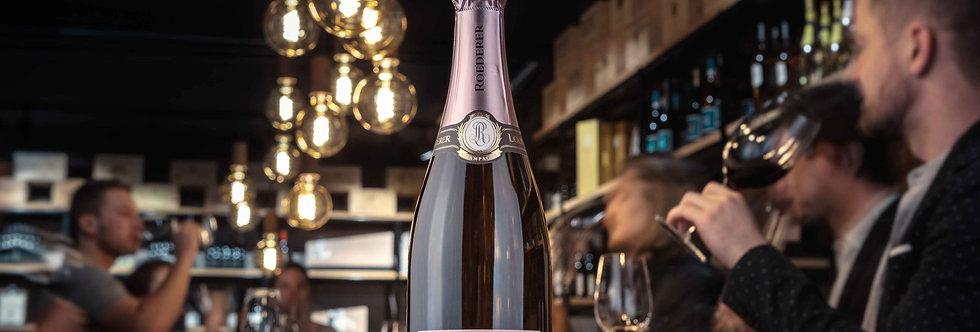 Rosé Vintage 2013 Louis Roederer Champagner Reims Champagne