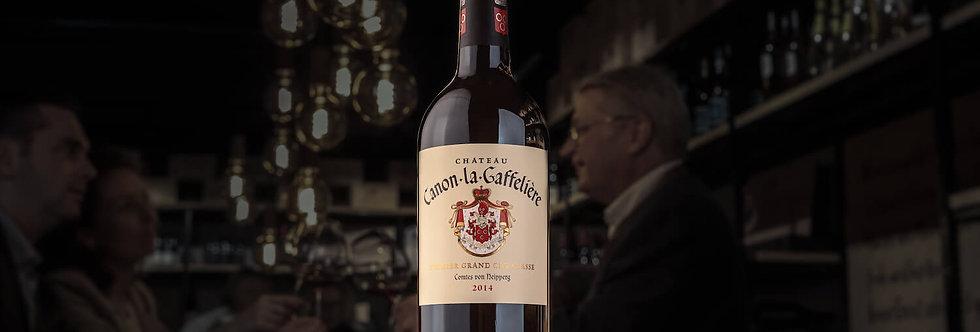 Comte von Neipperg Château Canon la Gaffeliere