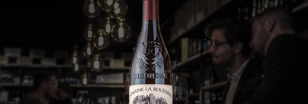 Der Gigondas der Domaine la Bouissière ist ein kräftiger Wein, der trotzdem Frische mit sich bringt.