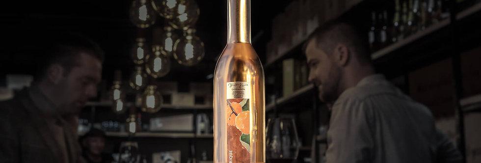 Die Aprikosen des Viel Apricot von Urs Hecht stammen allesamt aus dem Wallis.