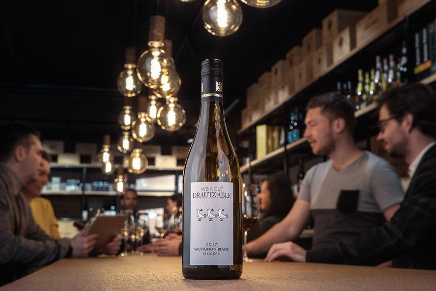 """Sauvignon blanc """"Drei Tauben"""" 2017"""