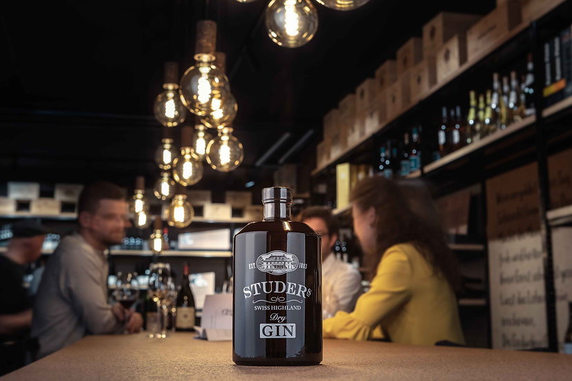 Studers Dry Gin