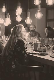 Wine and Dine in der Eventlocation