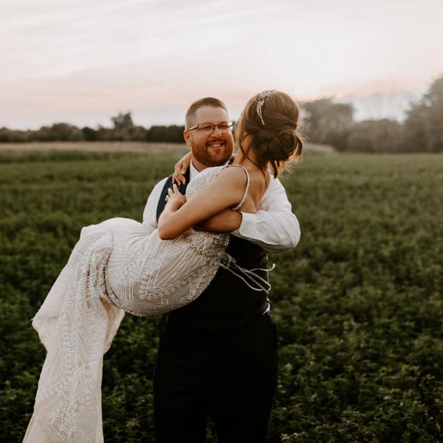 Kayla + Andrew Hogan