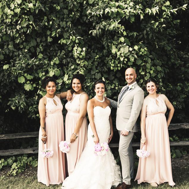 Bosworth Wedding
