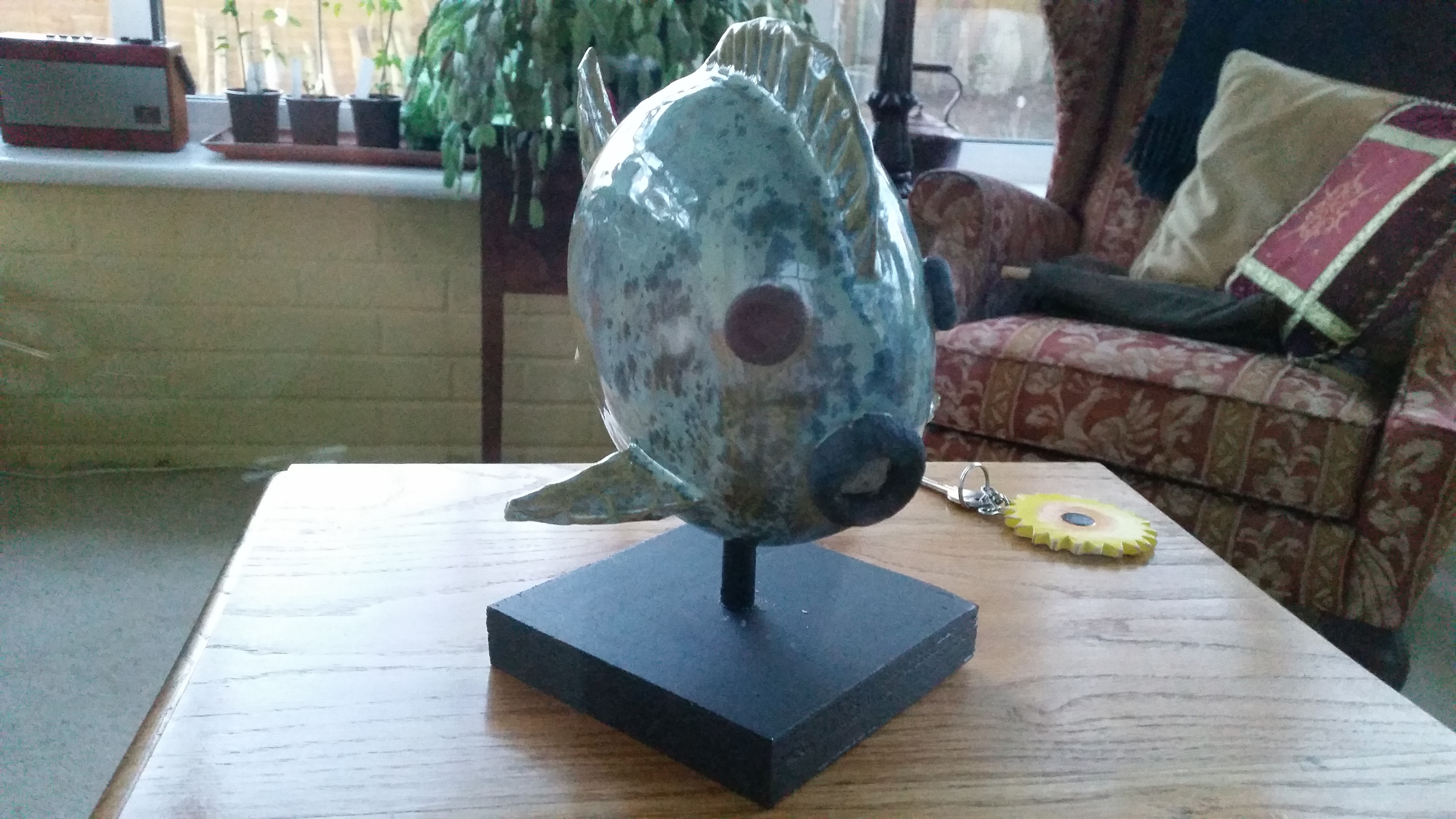 Globe Fish 1