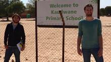 First Trip to Kaudwane