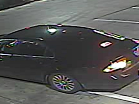 Person Of Interest: Robbery Suspect