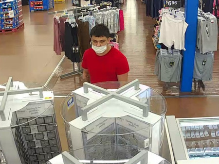 Person of Interest: Credit Card Abuse