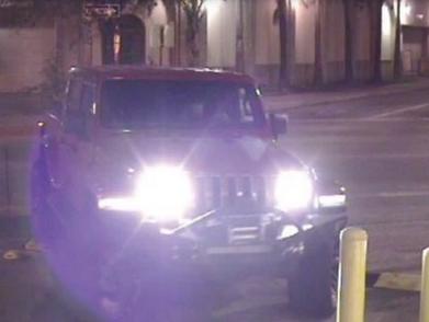 Stolen Vehicle: 2020 JEEP Gladiator