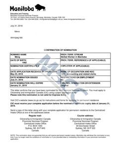 Confirmation of Nomination(Meng)