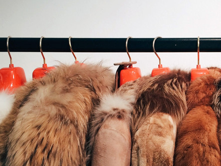 Telling the difference between real fur & faux fur, and the pros and cons of both