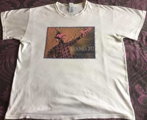 Nelsonica T-Shirt 2012