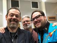 Jon, Peter & Stephen