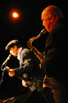 Bill & Ian Nelson