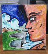 Bill Nelson canvas artwork