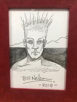 Bill Nelson original artwork