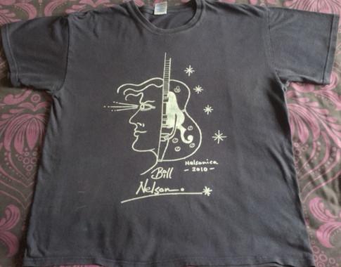 Nelsonica T-Shirt 2010
