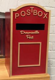 The Dreamsville postbox