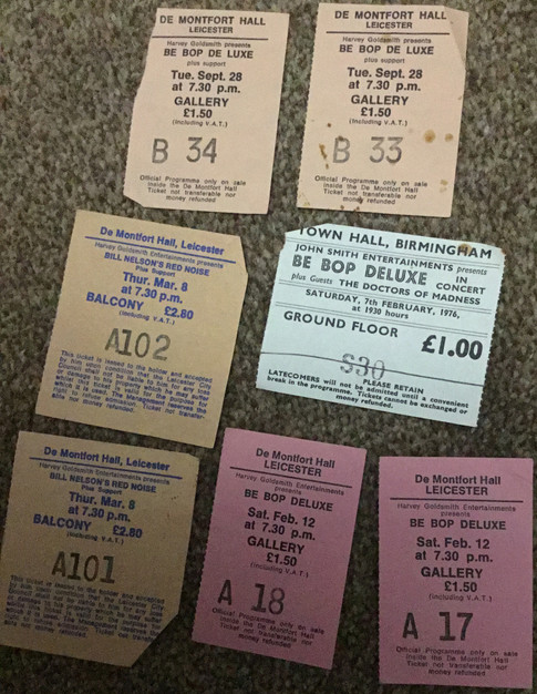 Old Be Bop tickets
