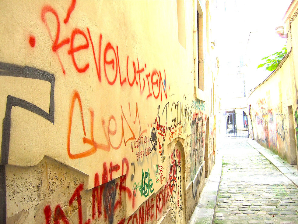 Graffiti_ Paris - revolution.jpg