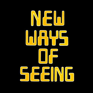 New Ways of Seeing // BBC