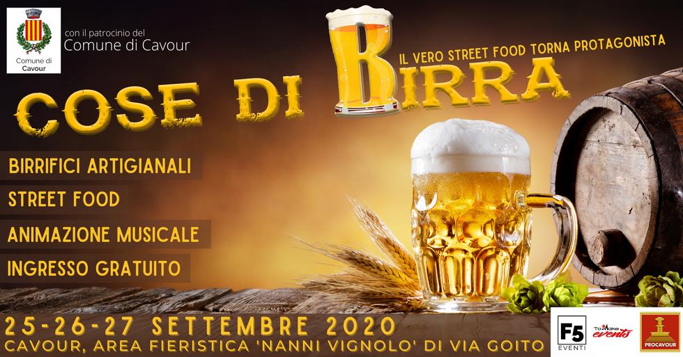 Cose Di Birra Cavour