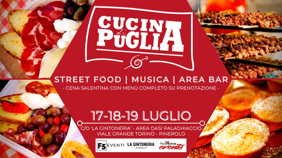 Cucina di Puglia | Pinerolo