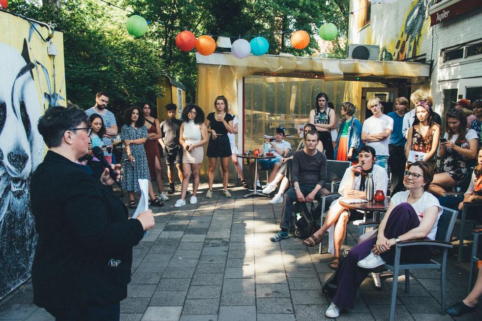 zine festival 'PISSfest'
