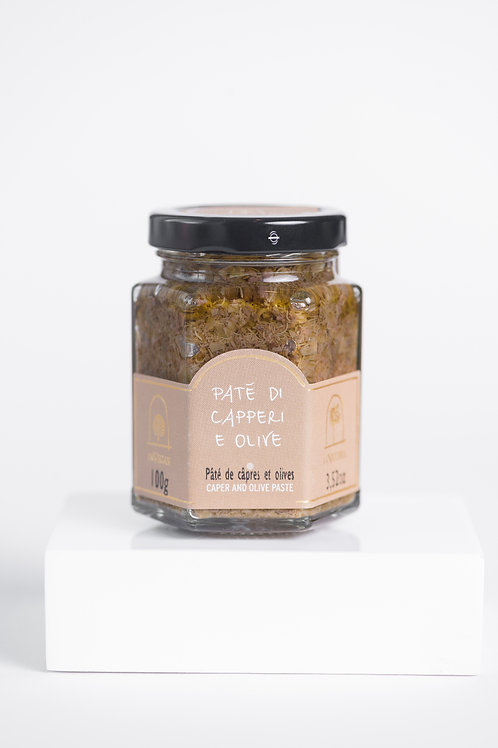 Caper and Olive Tapenade