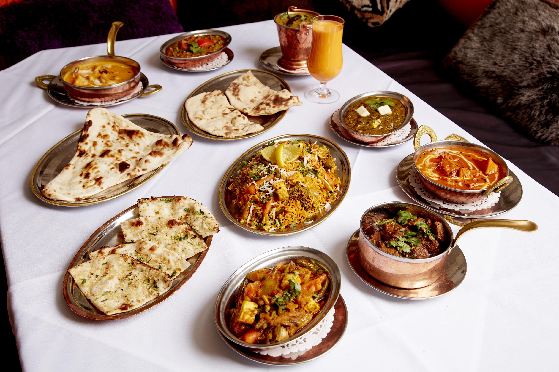Restaurant Indien a Montreal