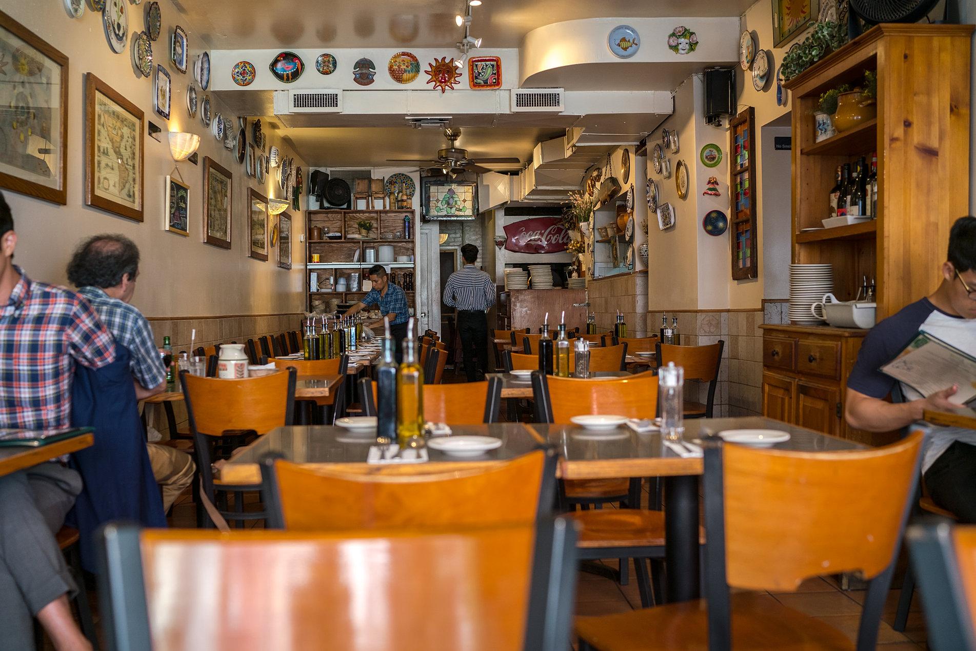 Italian Restaurant Near Me: Italian Restaurant In SOHO New York