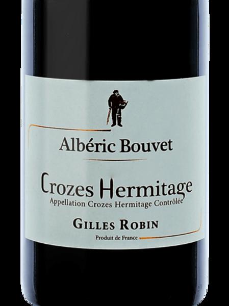 Magnum Crozes Hermitages 2014, Alberic, Gilles Robin