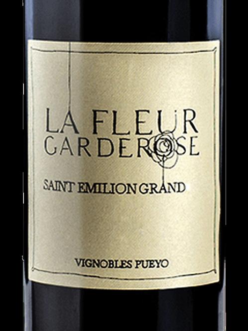 Red Wine: Saint Émilion Grand Cru 2014, Château La Fleur Garderose