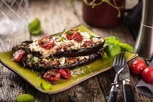 Eggplant Layered Perfect for 2