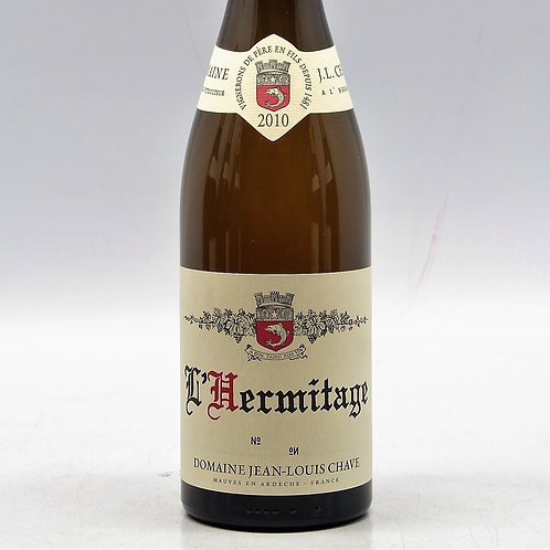White Wine: Hermitage J-L Chave 2010 Blanc