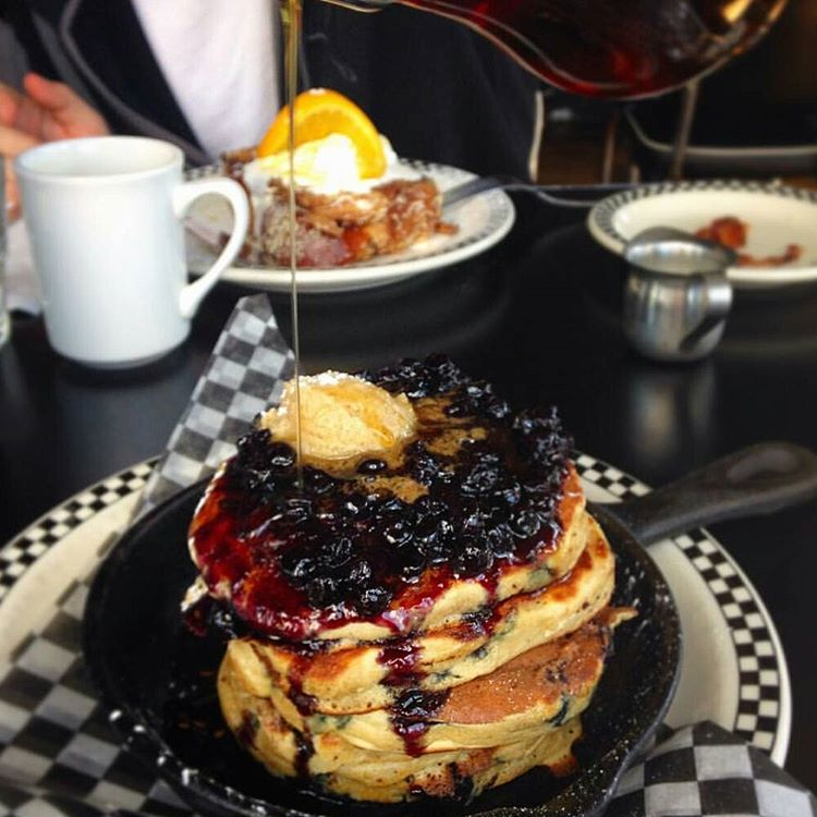 Famous Brunch at Old School Toronto