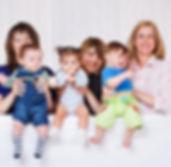 Maminky a děti