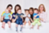 early childhood learning center infants and toddlers in daycare childcare