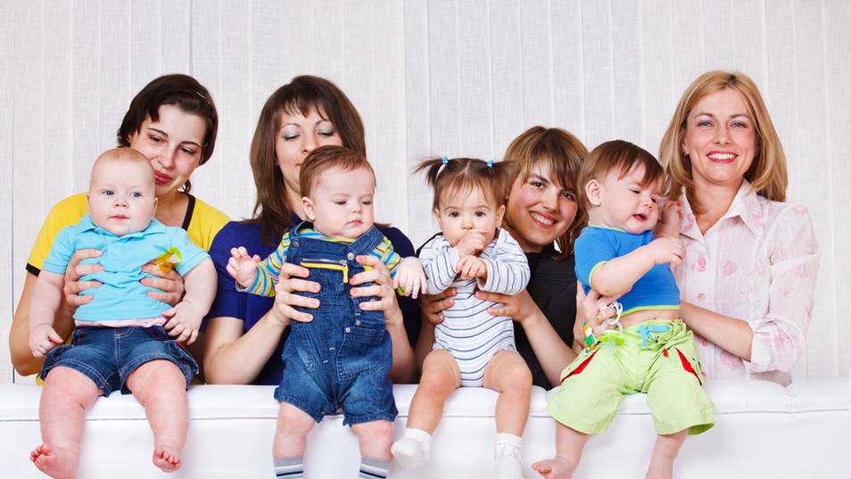 Mom Heart Group