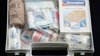 Check-list de la trousse à pharmacie à prendre en voyages