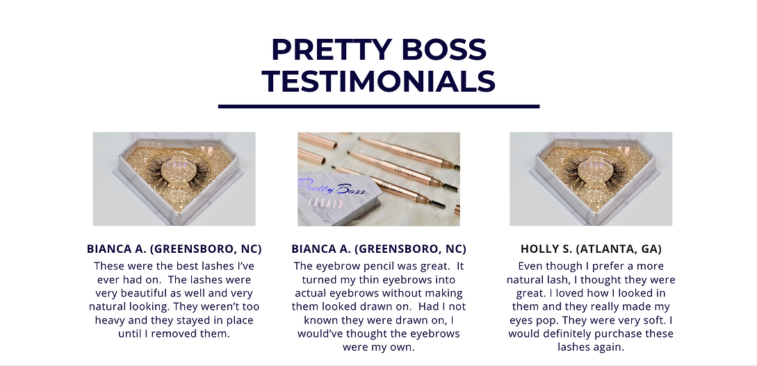 Pretty Boss Collection affordable vegan makeup for business women