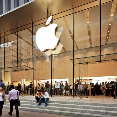 Apple cierra todas sus Apple Store en España, y también en el resto del mundo excepto China.