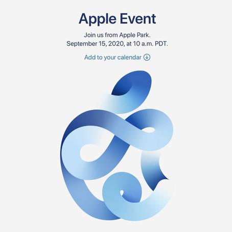 Es oficial el15 de septiembre se presentan nuevos iPhone, la invitación del evento esconde algo...