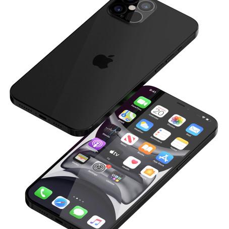 Así sería el posible iPhone 12