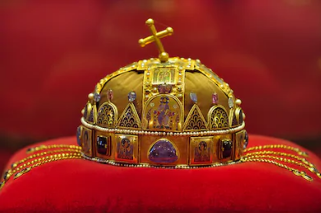 Crown of St. Stephen